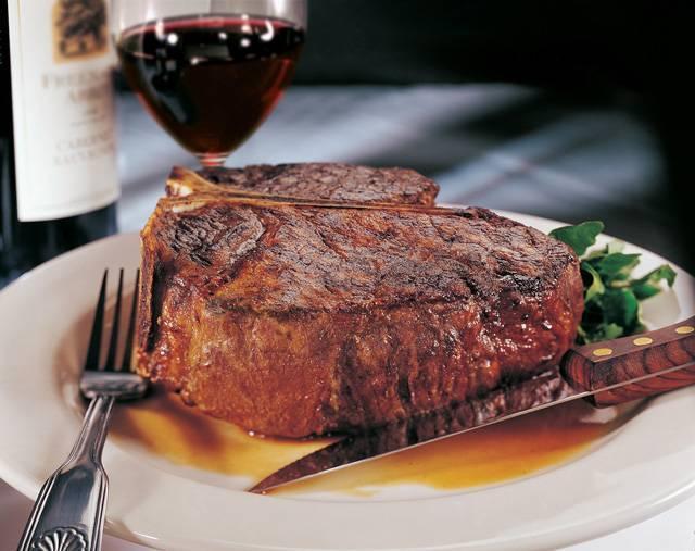 Morton's The Steakhouse - Boston Seaport photo