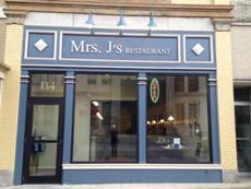 Mrs J's - Small User Photo