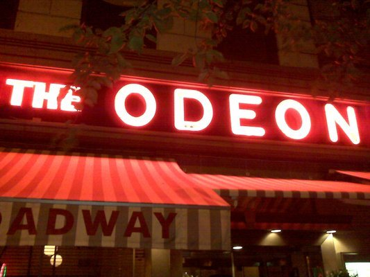 The Odeon photo