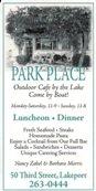 Park Place Restaurant photo