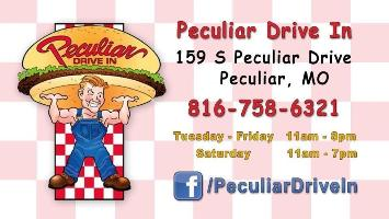 Peculiar Drive-In - Small User Photo