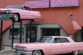 Pink Cadillac Diner photo