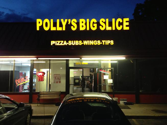 Polly's Big Slice - Small User Photo