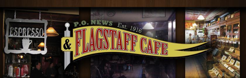 P O News & Flightstaff Cafe photo