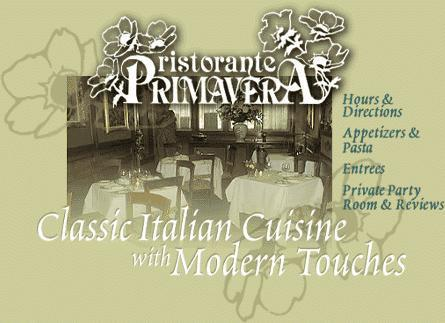 Primavera Pizza & Pasta photo