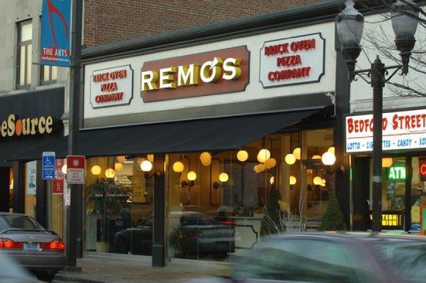 Remo's Brick Oven Pizza photo