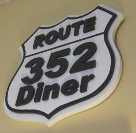 Route 352 Diner photo