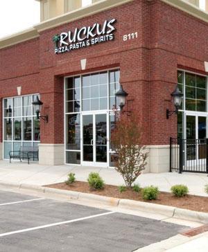 Ruckus Pizza, Pasta, and Spirits - Cary, NC
