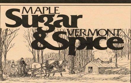 Maple Sugar & Vermont Spice photo