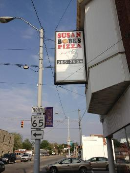 Susan Bobe's Pizza photo