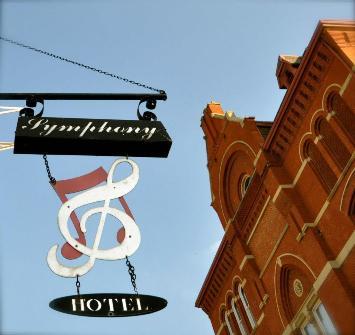 Symphony Hotel - Cincinnati, OH