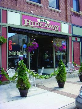 The HideAway Coffeehouse and Wine Bar photo