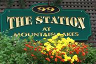 Station Restaurant At Mountain photo