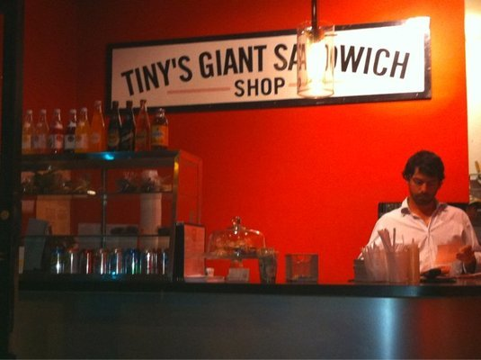 Tiny's Giant Sandwich Shop photo