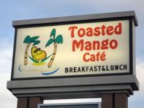 Toasted Mango Cafe photo