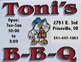 Toni's Bar-B-Que photo