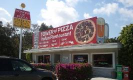 Tower Of Pizza photo