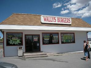 Wally's Burgers - Small User Photo