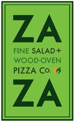 Zaza Fine Salad & Wood-Oven Pizza Co photo