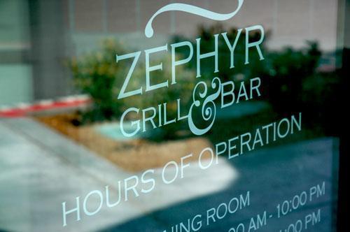 Zephyr Grill & Bar photo