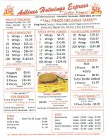 Adline Hot Wings Express - Small User Photo