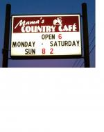 Mama's Country Cafe photo
