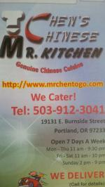Mr. Chen's Chinese Kitchen photo