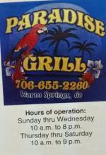 Paradise Grill photo