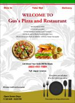 Gus's Pizza Restaurant - Small User Photo