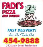 Fadis Pizza And Donair Inc - Small User Photo