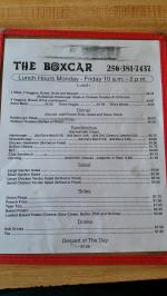 Boxcar - Small User Photo