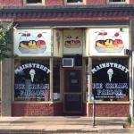Main Street Ice Cream Parlor photo