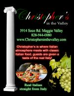 Christophers In The Valley photo