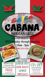 Salsa Cabana Mexican Grill - Small User Photo