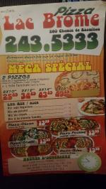 Pizza Lac Brome photo