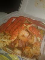 Wats Crackin Garlic Crabs - Small User Photo