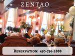 Restaurant Zentao - Joliette, QC