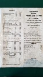 Thirstys Pizzeria & More photo