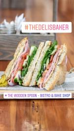 The Wooden Spoon Bistro - Grand Forks, BC