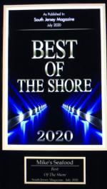 Mike's Seafood - Ocean City, NJ