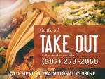 Old Mexico Traditional Cuisine photo