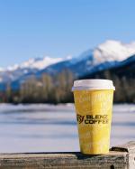 Blenz Coffee - Whistler, BC