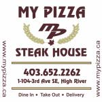 My Pizza Steak House - High River, AB