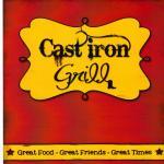 Cast Iron Grill - Small User Photo