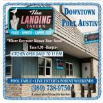 Landing Tavern Of Port Austin photo