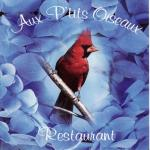 Restaurant Aux P'Tits Oiseaux - Small User Photo