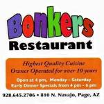 Bonkers Restaurant - Small User Photo