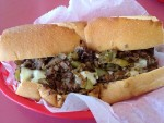 Cheesesteaks cu